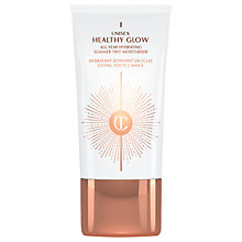 Buy Charlotte Tilbury Unisex Healthy Glow All-Year Hydrating Summer Tint Moisturiser Online at johnlewis.com