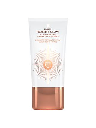 Charlotte Tilbury Unisex Healthy Glow All-Year Hydrating Summer Tint Moisturiser, 40ml