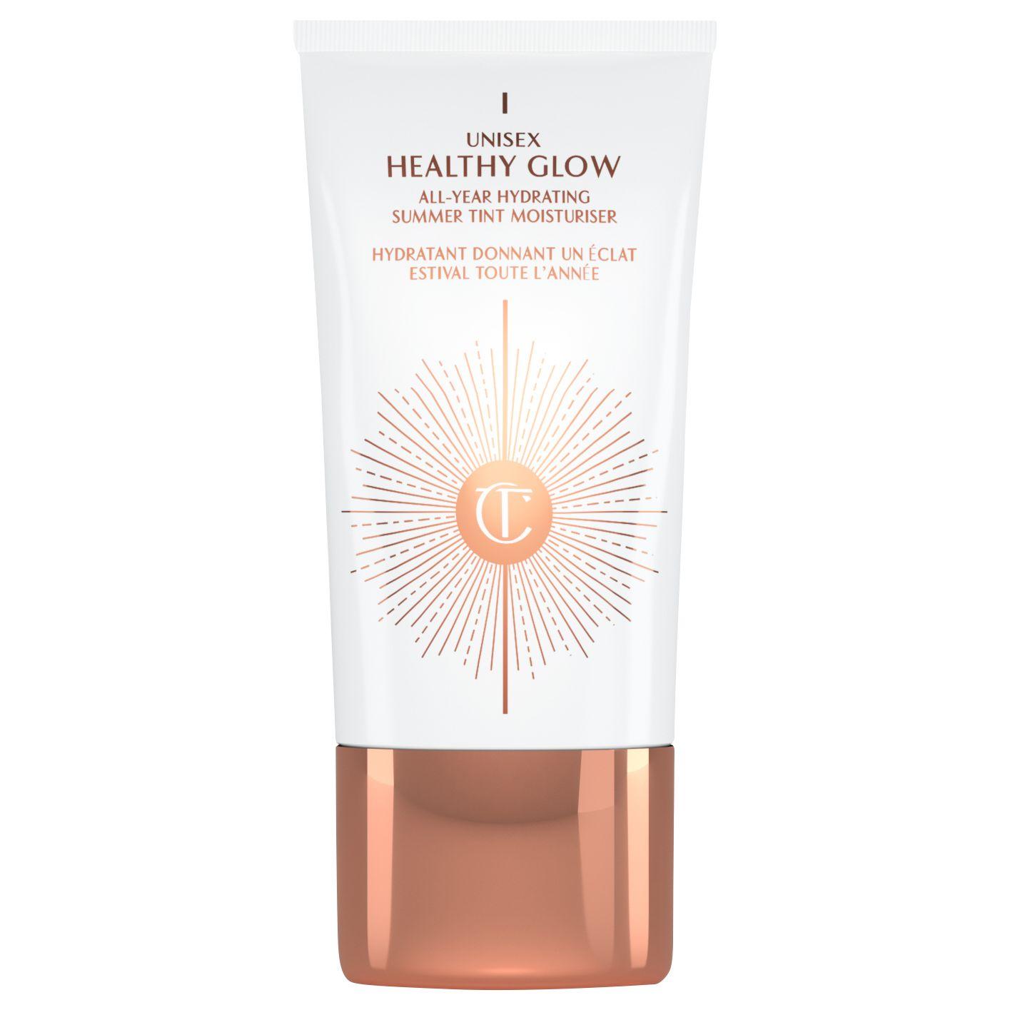 Charlotte Tilbury Charlotte Tilbury Unisex Healthy Glow All-Year Hydrating Summer Tint Moisturiser, 40ml