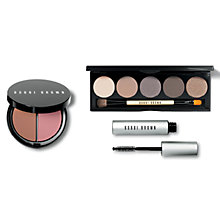 Buy Bobbi Brown Back To Cool Eye & Cheek Set Online at johnlewis.com