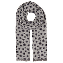 Buy Whistles Starstruck Jacquard Scarf Online at johnlewis.com