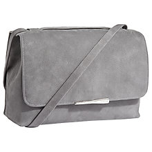 Buy Jigsaw Amba Multi Way Bag, Grey Online at johnlewis.com
