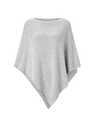 Jigsaw Cashmere Blend Rolled Poncho