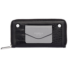 Buy Fiorelli Farringdon Zip Around Purse Online at johnlewis.com