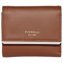Buy Fiorelli Frame Addison Small Dropdown Purse Online at johnlewis.com