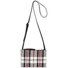 Buy Fiorelli Bunton Double Compartment Patterned Cross Body Bag Online at johnlewis.com