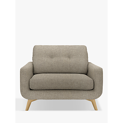 John Lewis & Partners Barbican Snuggler, Light Leg, Aquaclean Connie Grey