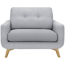 Buy John Lewis Barbican Snuggler, Light Leg Online at johnlewis.com
