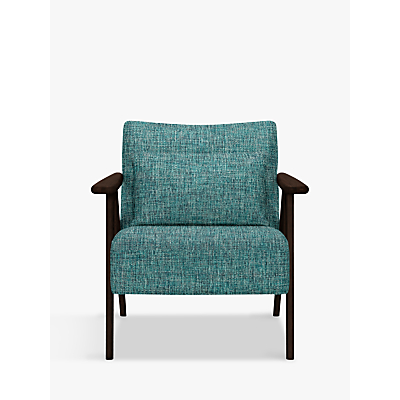 John Lewis Hendricks Accent Chair, Stanton Teal