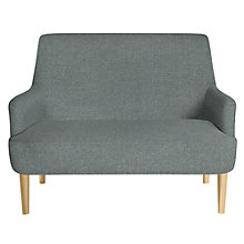 Buy John Lewis Perth Snuggler, Light Leg, Moons Wool Grey Online at johnlewis.com