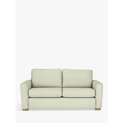 House by John Lewis Oliver Medium 2 Seater Sofa, Light Leg