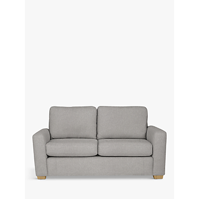 House by John Lewis Oliver Small 2 Seater Sofa, Light Leg