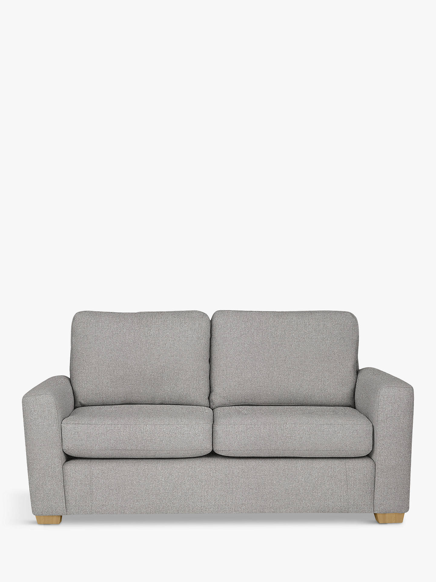 House By John Lewis Oliver Small 2 Seater Sofa Light Leg
