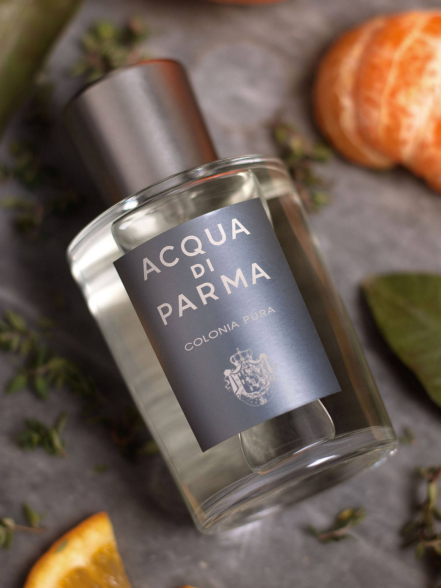 Buy Acqua di Parma Colonia Pura Eau de Cologne, 50ml Online at johnlewis.com
