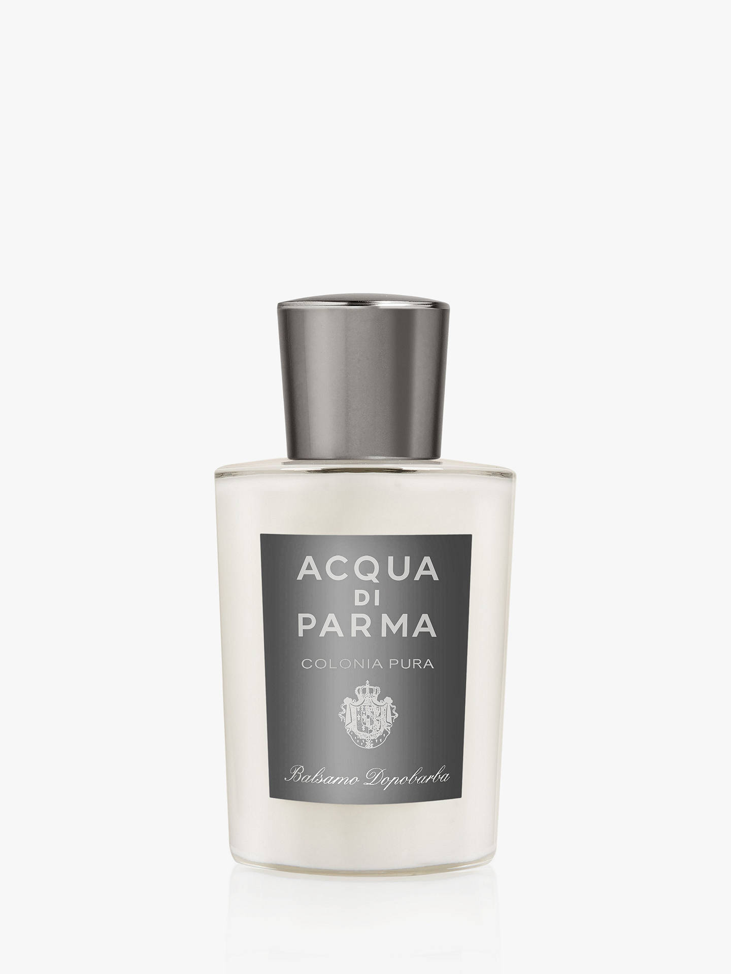 BuyAcqua di Parma Colonia Pura After Shave Balm, 100ml Online at johnlewis.com