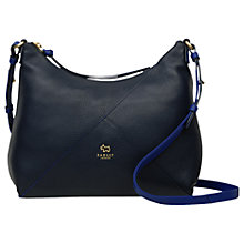 Buy Radley Oxleas Medium Leather Ziptop Across Body Bag Online at johnlewis.com