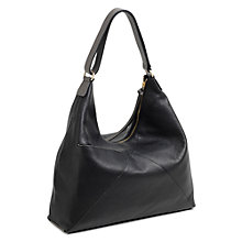 Buy Radley Oxleas Leather  Large Ziptop Hobo Bag Online at johnlewis.com
