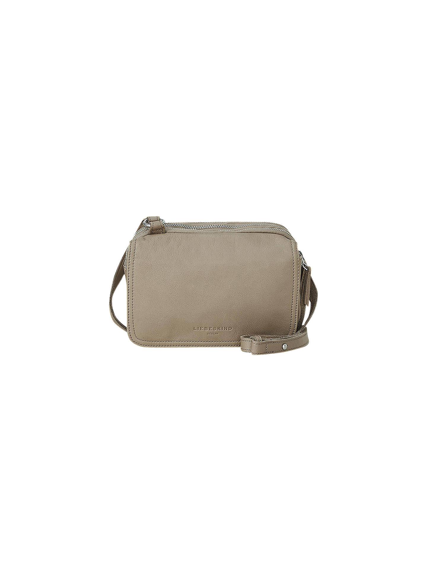 e6cddb5506c7 BuyLiebeskind Berlin Maike 7 Leather Cross Body Bag