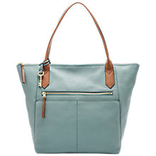 Buy Fossil Fiona Leather Tote Bag Online at johnlewis.com