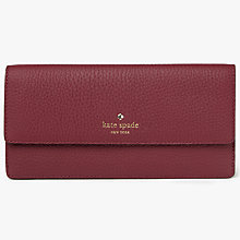 Buy kate spade new york Daniels Drive Alli Slim Purse Online at johnlewis.com
