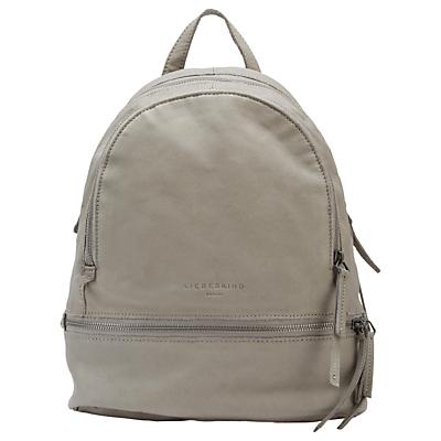 Liebeskind Lotta 7 Leather Backpack, Elephant