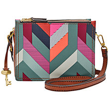 Buy Fossil Campbell Cross Body Bag Online at johnlewis.com