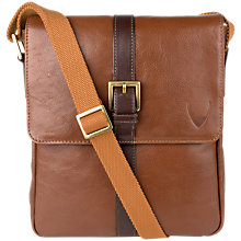 Buy Hidesign Gable 02 City Bag, Tan/Brown Online at johnlewis.com
