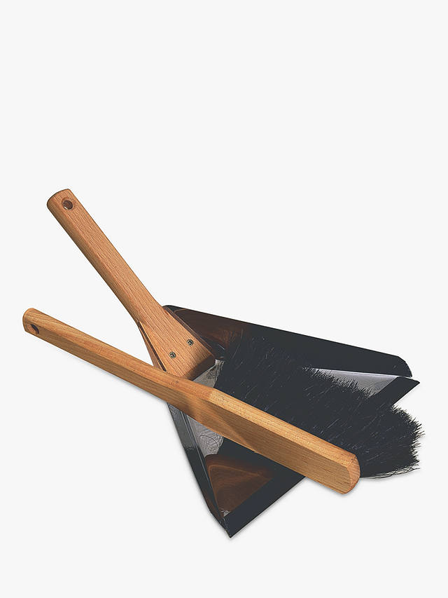Buy Redecker Beech Wood Dustpan & Brush Online at johnlewis.com