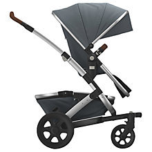 Buy Joolz Geo2 Mono Pushchair with Carrycot, Hippo Grey Online at johnlewis.com