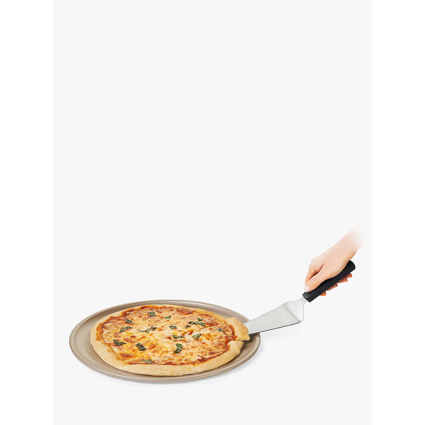 BuyOXO Good Grips Stainless Steel Pizza Slicer Online at johnlewis.com