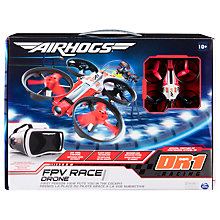 Buy Air Hogs DR1 Official FPV Race Drone Online at johnlewis.com