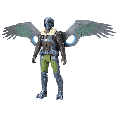Spider-Man: Homecoming 12 Electronic Marvel's Vulture Action Figure