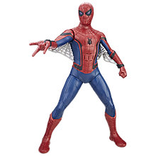 Buy Spider-Man: Homecoming Tech Suit Action Figure Online at johnlewis.com