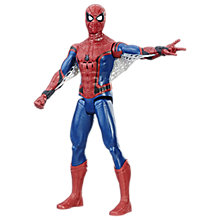 Buy Spider-Man: Homecoming Eye FX Electronic 12-Inch Action Figure Online at johnlewis.com