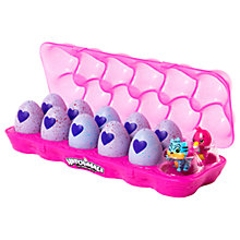 Buy Hatchimals Colleggtibles Egg Carton, Pack of 12 Online at johnlewis.com