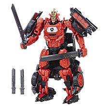 Buy Transformers: The Last Knight Premier Edition Autobot Drift Action Figure Online at johnlewis.com