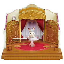 Buy Sylvanian Families Ballet Theatre Online at johnlewis.com