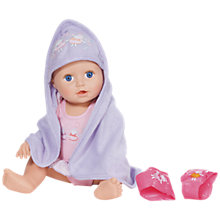 Buy Baby Annabell Learns To Swim Doll Online at johnlewis.com