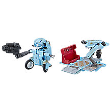 Buy Transformers: The Last Knight Premier Edition Autobot Sqweeks Action Figure Online at johnlewis.com