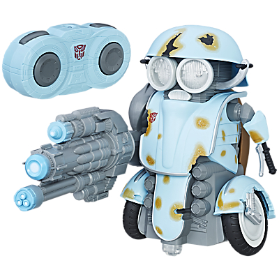 Transformers: The Last Knight Autobot Sqweeks Remote Control Action Figure
