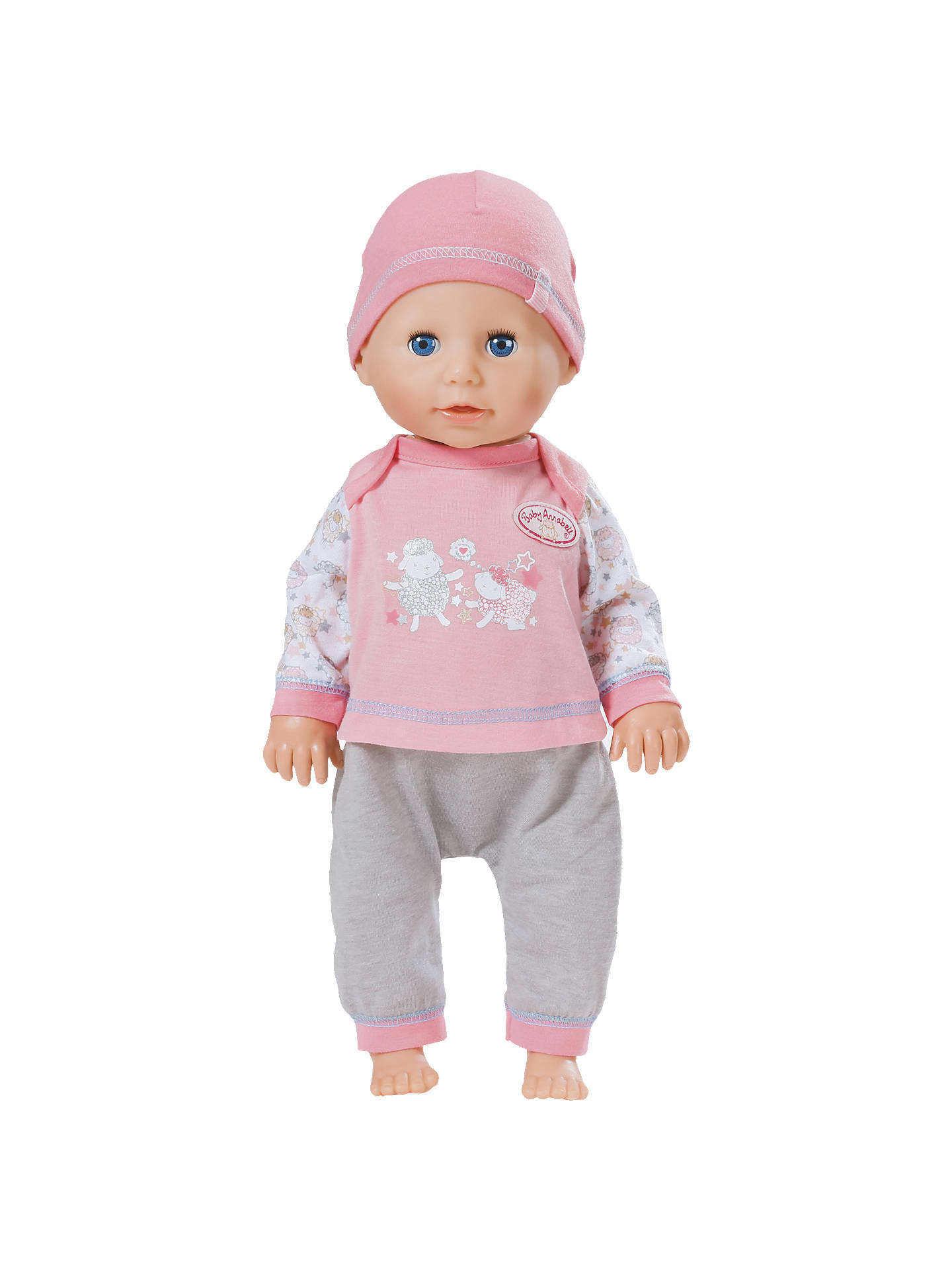 Baby Annabell Learns To Walk Doll at John Lewis & Partners