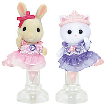 Buy Sylvanian Families Ballerina Friends Online at johnlewis.com