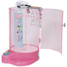 Buy Zapf Baby Born Rain Fun Shower Set Online at johnlewis.com
