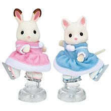 Buy Sylvanian Families Ice Skating Friends Online at johnlewis.com