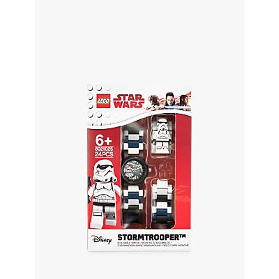LEGO 8021025 Star Wars Stormtrooper Watch