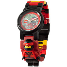Buy LEGO Ninjago 8021117 Kai Minifigure Link Watch Online at johnlewis.com