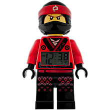 Buy LEGO Ninjago 9009211 Kai Clock Online at johnlewis.com