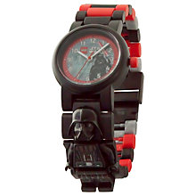 Buy LEGO 8021018 Star Wars Darth Vader Watch Online at johnlewis.com