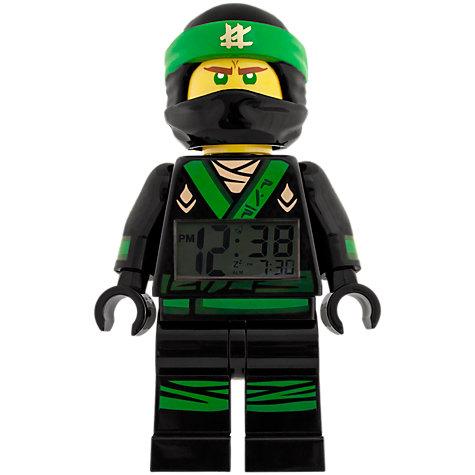 Buy lego ninjago 9009204 lloyd clock john lewis - Ninjago en arabe ...