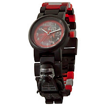 Buy LEGO 8020998 Star Wars Kylo Ren Watch Online at johnlewis.com